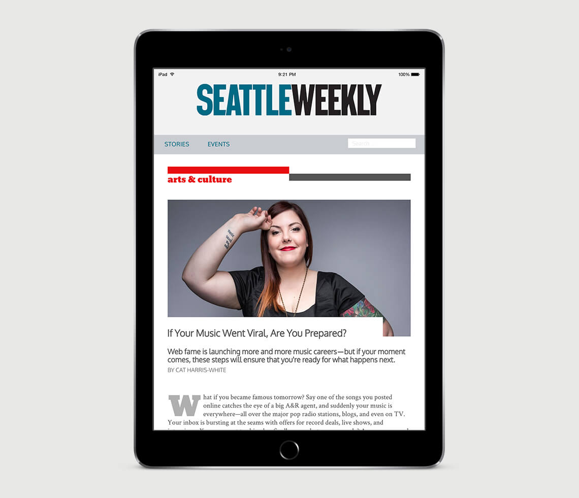 Seattle Weekly
