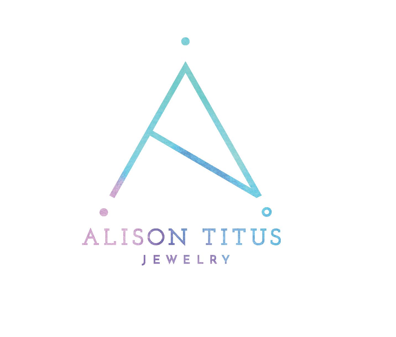 alison titus jewelry full logomark