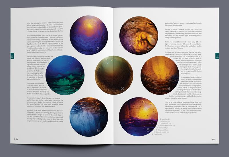 iota magazine vanishing spirits article spread 02